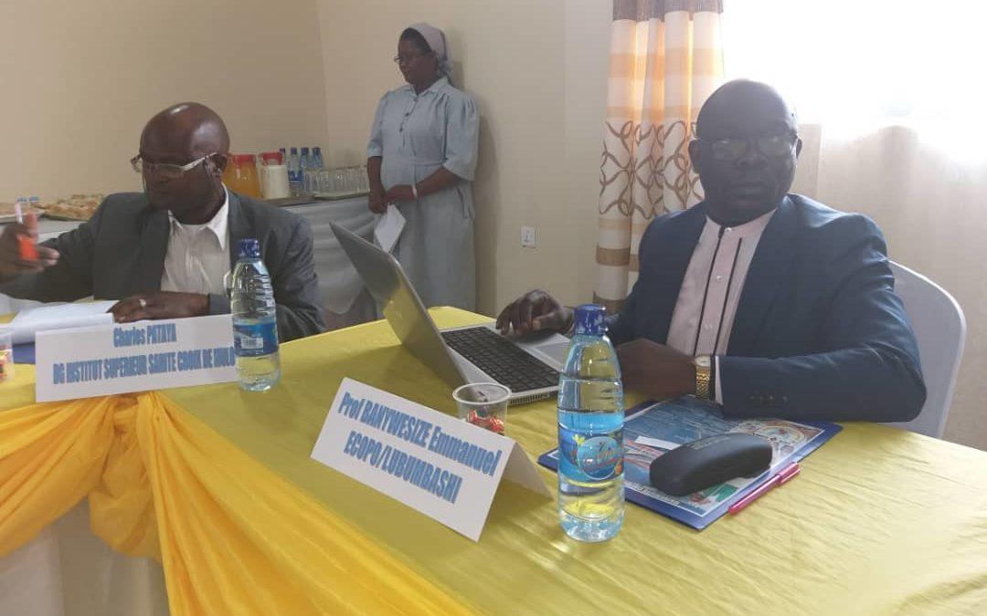 Participation de L'ÉCOPO à la 6e Conférence des universités et instituts supérieurs catholiques à Goma à l'université catholique Sapentia